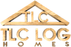 Trinity Building Systems Partner TLC Log Homes Logo