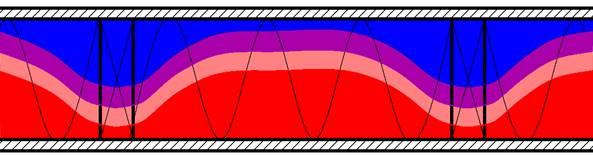 Premier SIPs Thermal Bridging Image of Standard Stud Paneling