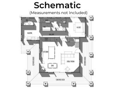 Trinity Building Systems schematic floor plan design tips.