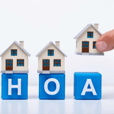 What are the HOA requirements for building a home