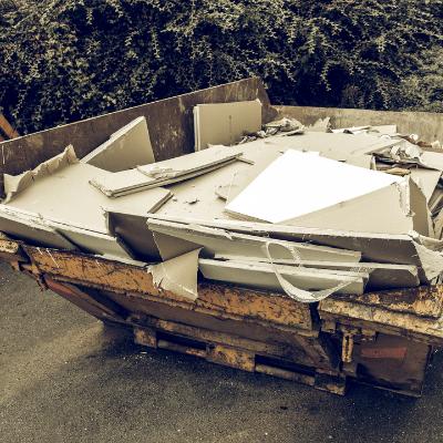 SIPs decrease construction waste